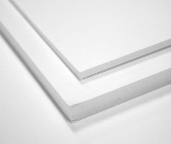 White UltraBoard Sheets