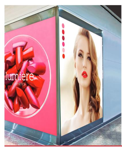 LumaPrint™ Eco-Solvent 8.2 mil Translucent