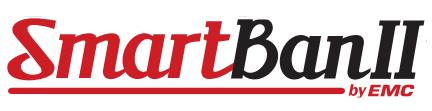 SmartBanII 18oz Blockout