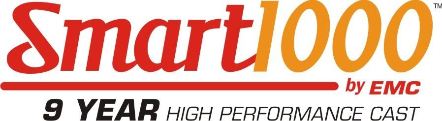 Smart1000 Series Colors Cast Vinyl (EMC1000) 2.0 mil Premium High-Performance Cast Vinyl