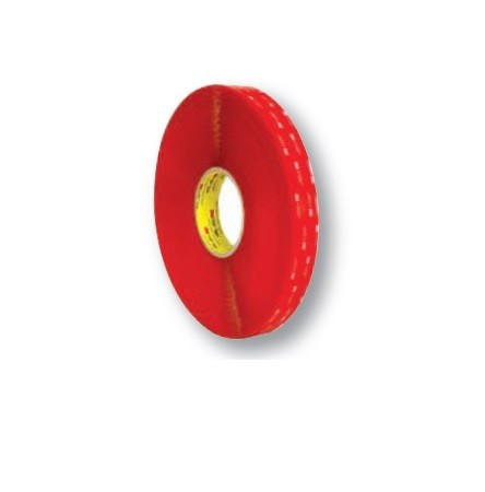 4910 3M VHB Double-Sided Heavy Duty Clear Mounting Tape