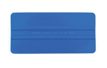 "Blue 6"" Squeegee"