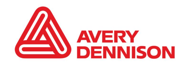 Avery Dennison PC500 3.2 mil Calendered Vinyl Black/White