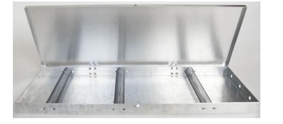 Metal Brush Box