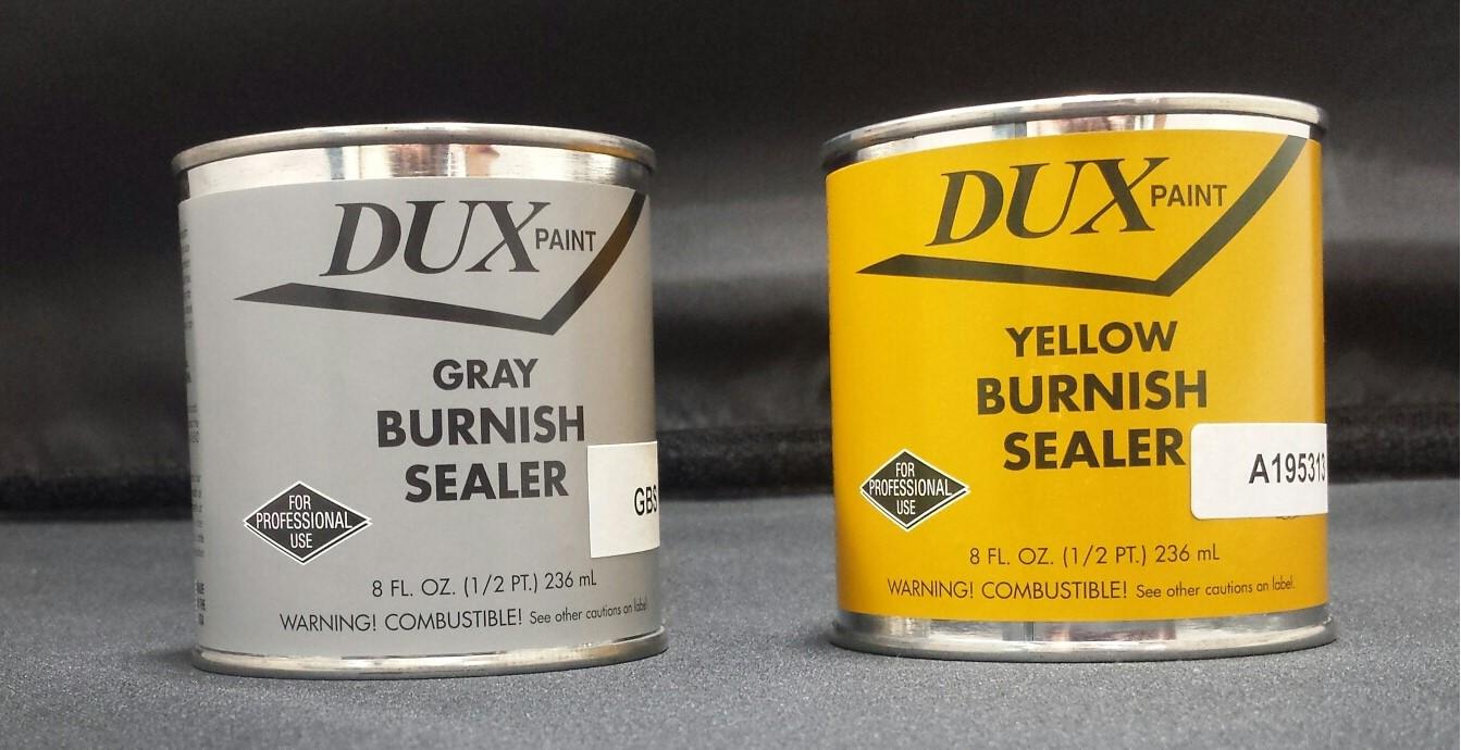 DUX Burnish Sealer Primer Yellow / Gray