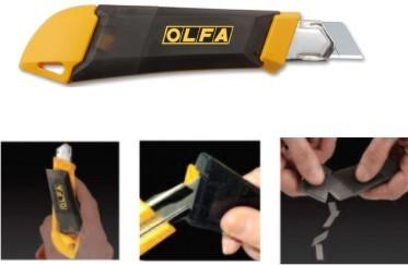 DL Auto Lock Utility Knife
