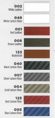 9204 Series 2.5 mil Lumina Heat Transfer Film Carbon Fiber