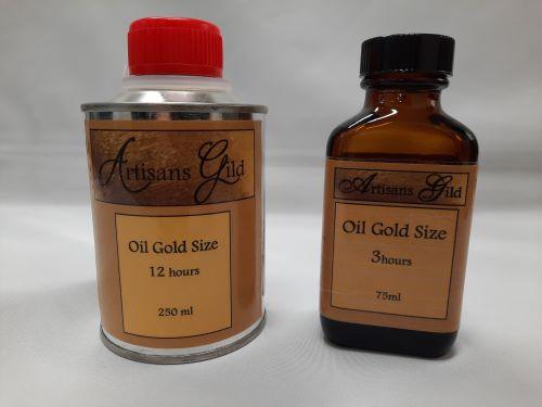 Giusto Manetti Quick Dry Gold Size