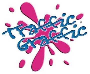 GF217 Traffic Graffic 3.0 mil Gloss Clear PVC Laminate