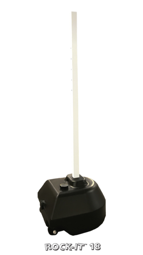 Rock-It 18 Portable Post Sign Stand