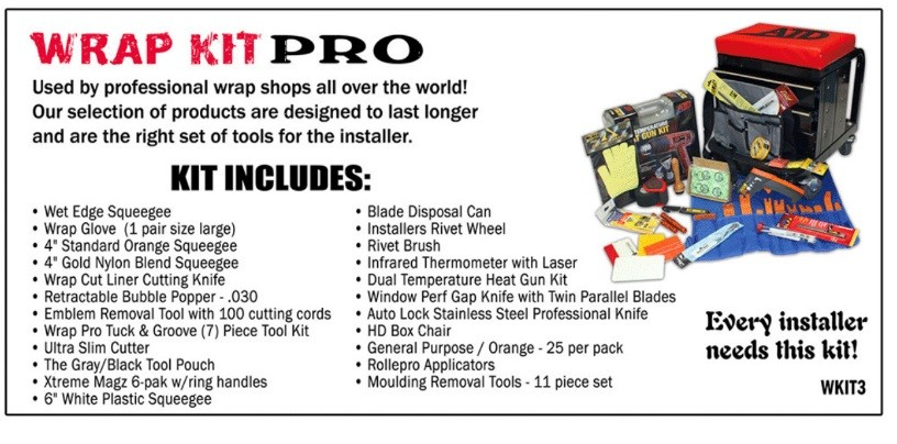 Wrap Kit Pro