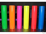 Avery Dennison SF100 2.0 mil Cast Vinyl Fluorescent  (Special Colors)