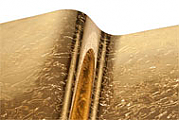 R-TAPE EFX 2.8 mil Durable Hammered Leaf  - Gold