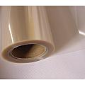Sign Gold Clear Tedlar® Laminate