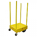Rack & Roll Safety Dolly Cart