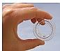 Clear Plastic Grommets