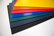 4 mm Corrugated Plastic Sign Blanks Colors