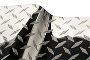 R-Tape EFX 2.8 mil Durable Diamond Plate Silver